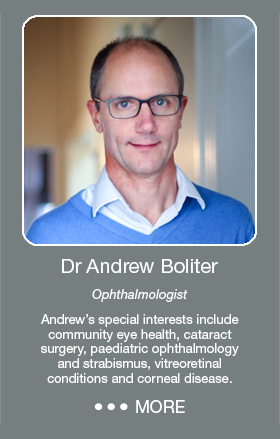 Dr Andrew Boliter New colour