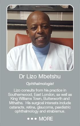Dr Lizo Mbetshu colour New